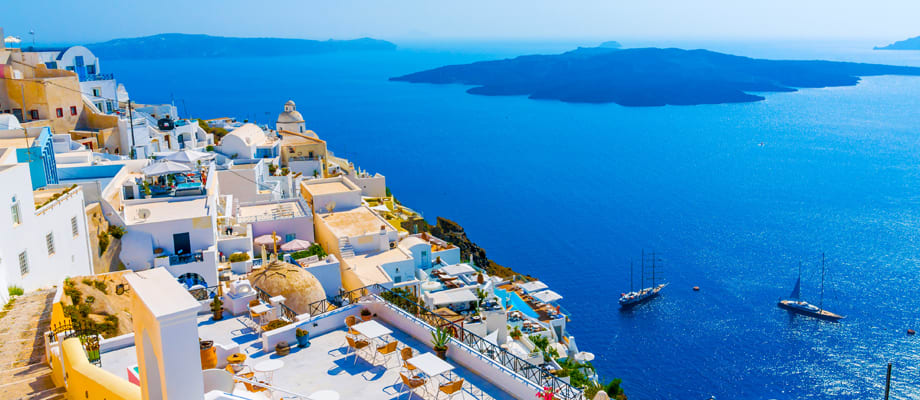 Sailing the Dodecanese Islands Greece