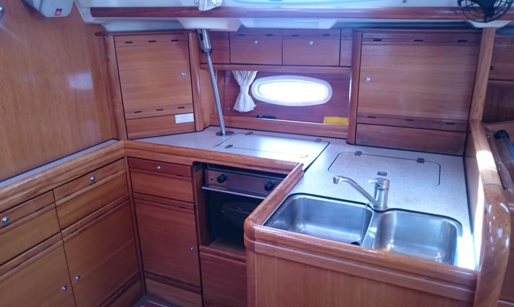 bavaria 50 sailboat