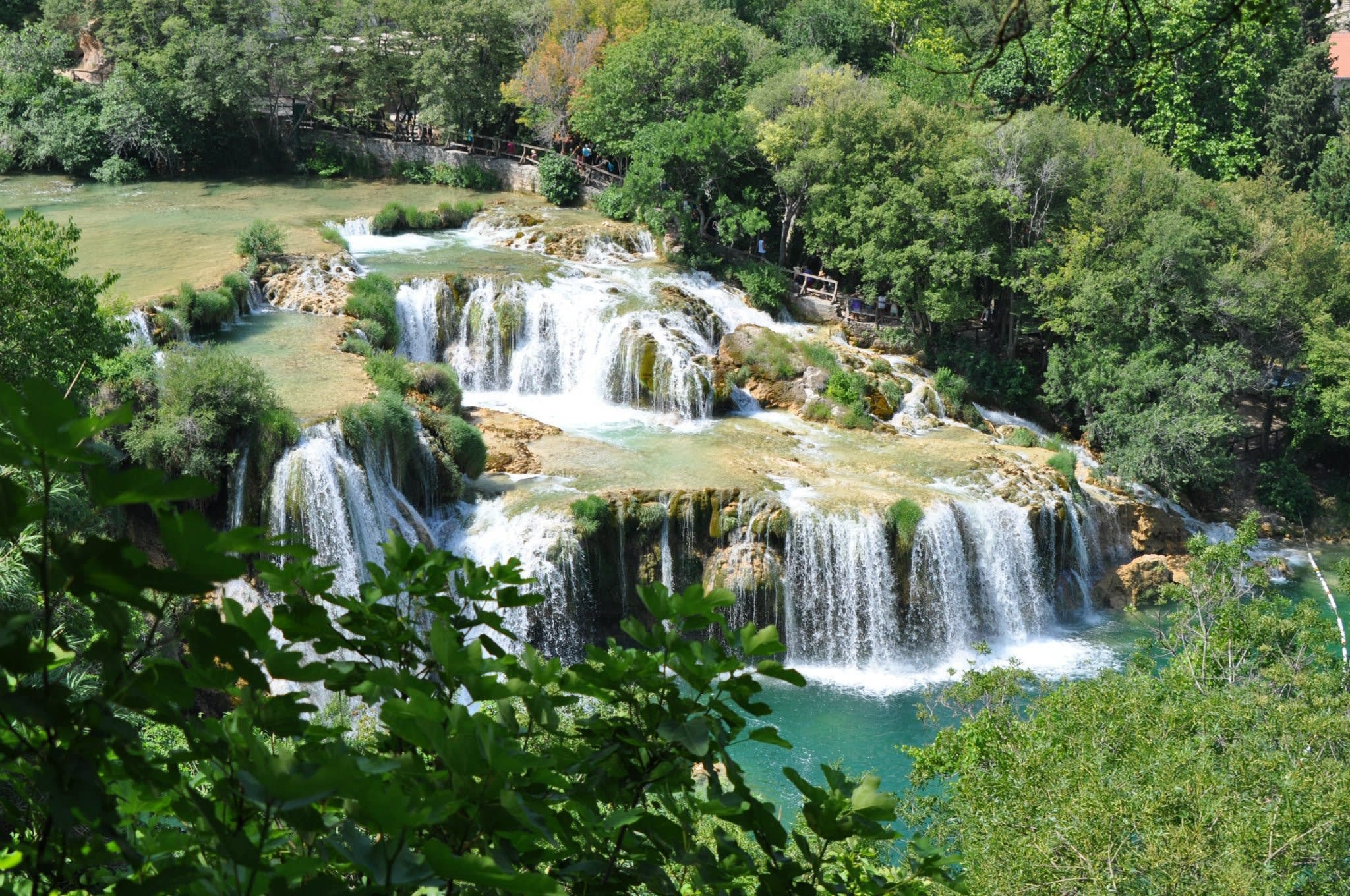 Krka National Park Game of Thrones Sailing destinations Croatia