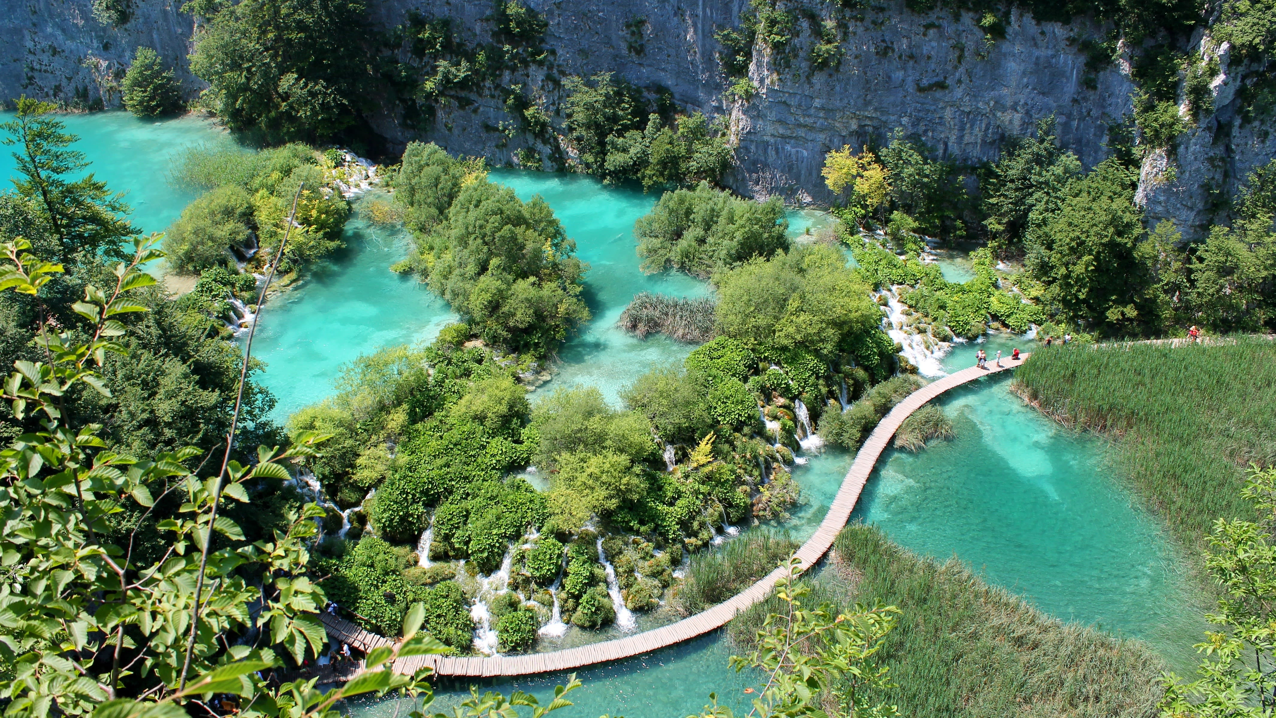 Plitvice Lakes National Park Game of Thrones Sailing destinations Croatia
