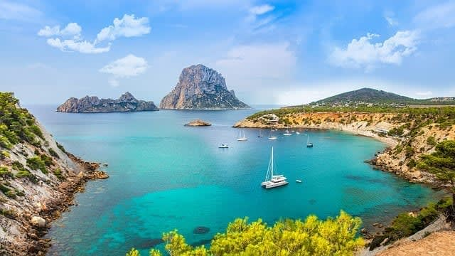 romantic getaways in ibiza
