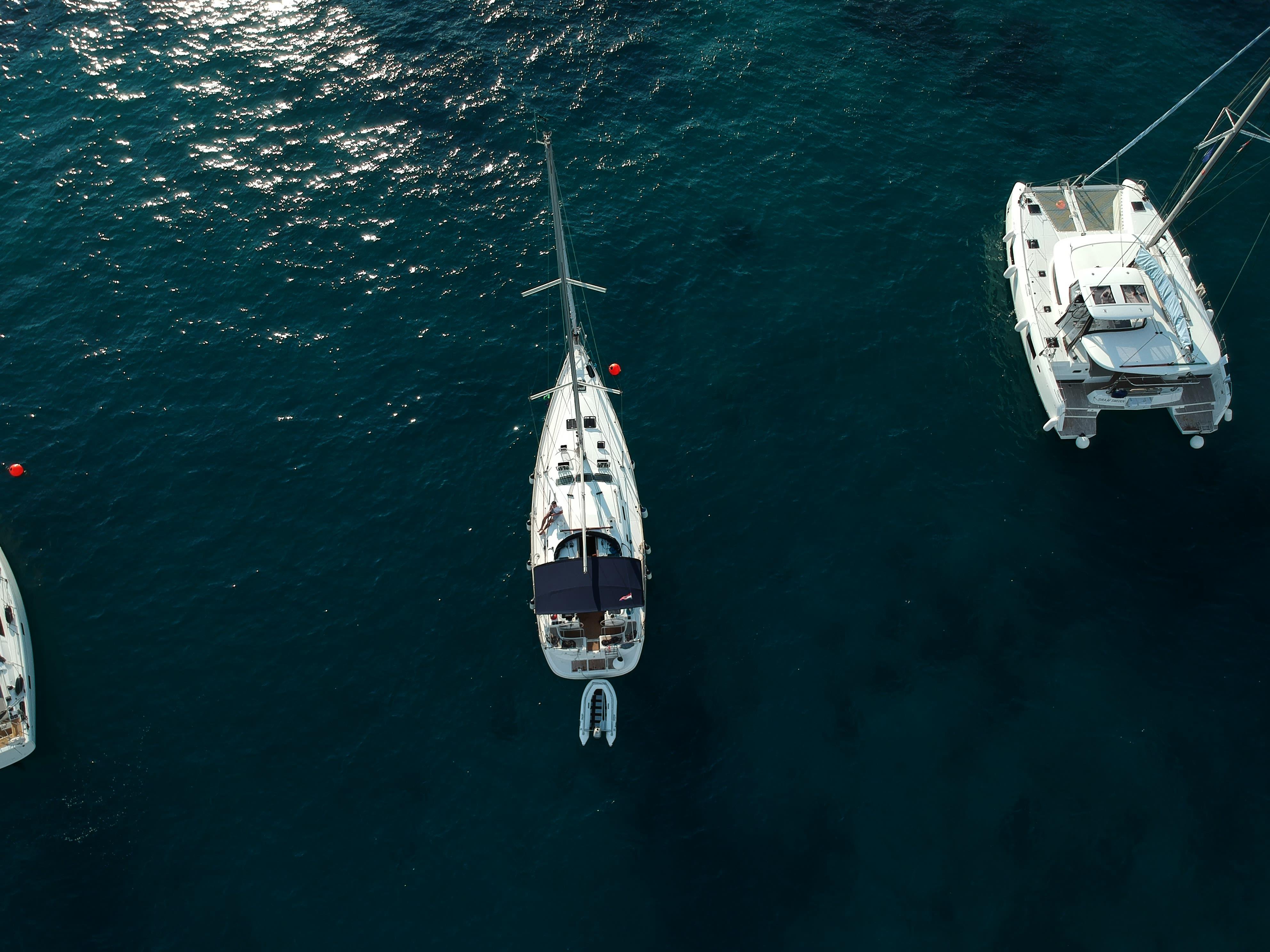 sailingboat and catamaran rented with ZIZOO