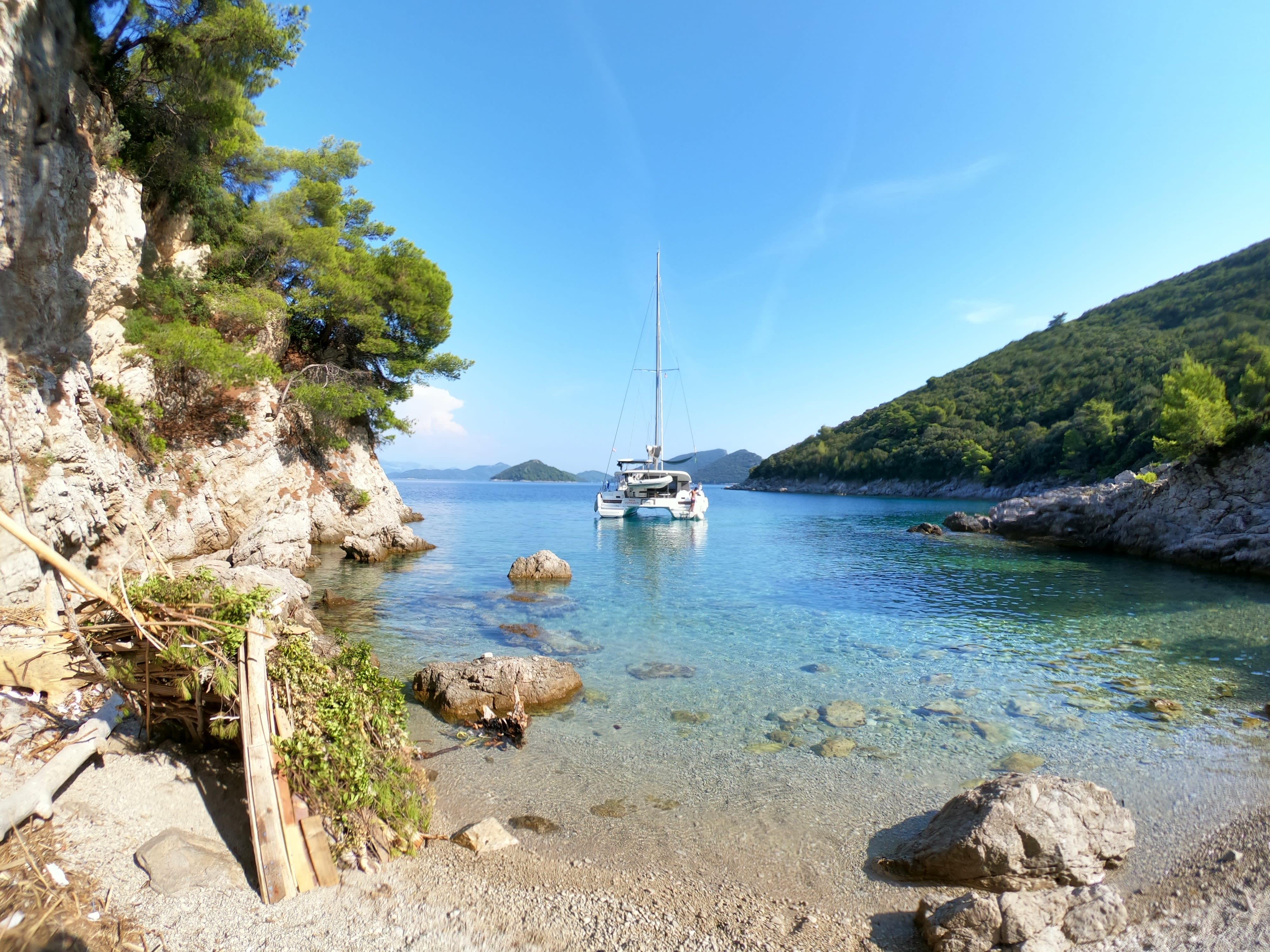fishing in Greece by boat