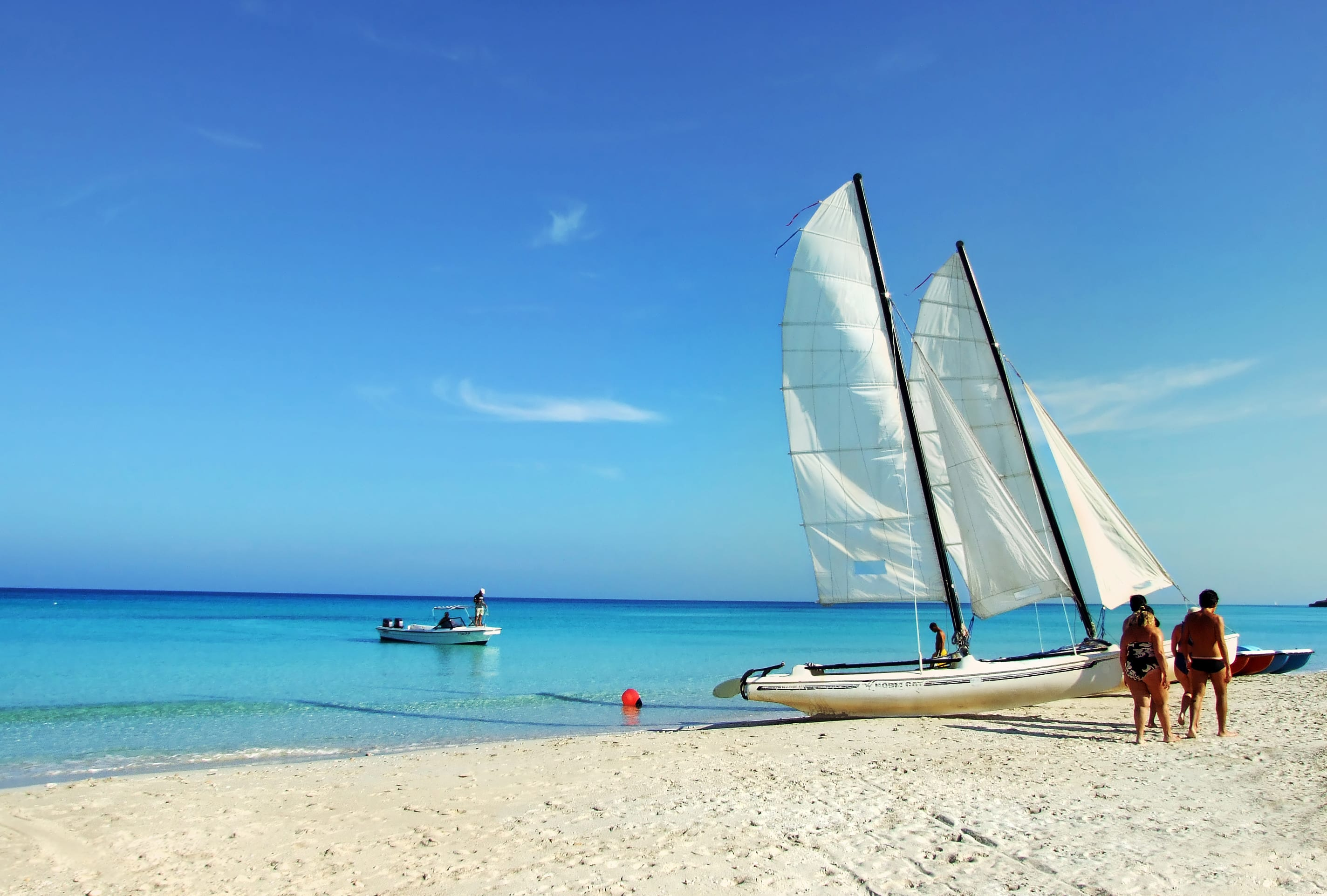 sailing holidays in Cuba
