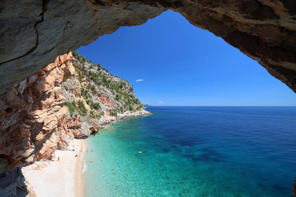 best beaches in croatia in dalmatia