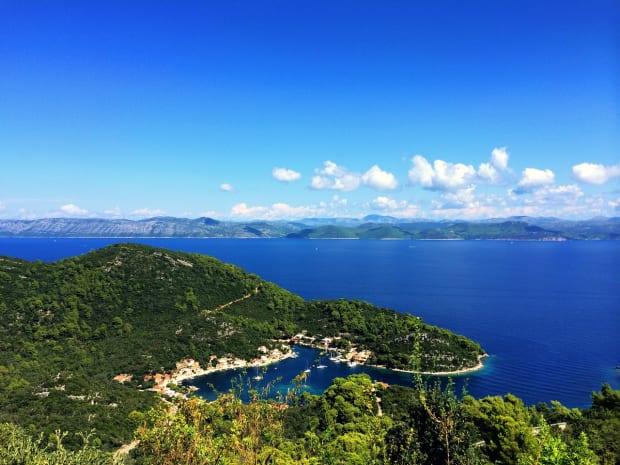 sailing croatia on a budget