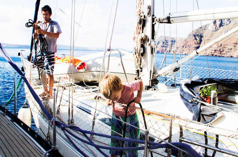 A sailing holiday will take your family to new shores with new adventures