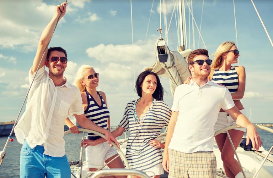 sunglasses for sailing
