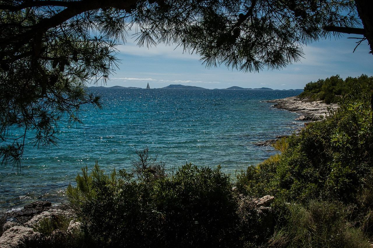 Segeln Dalmatien