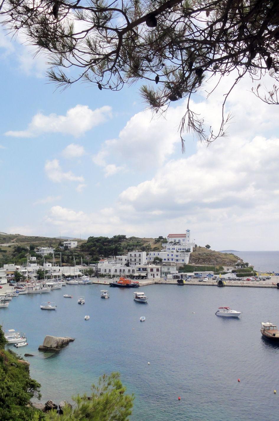 Segeln in Skyros