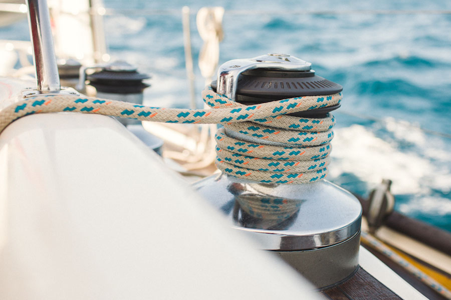 sailing preparation checklist