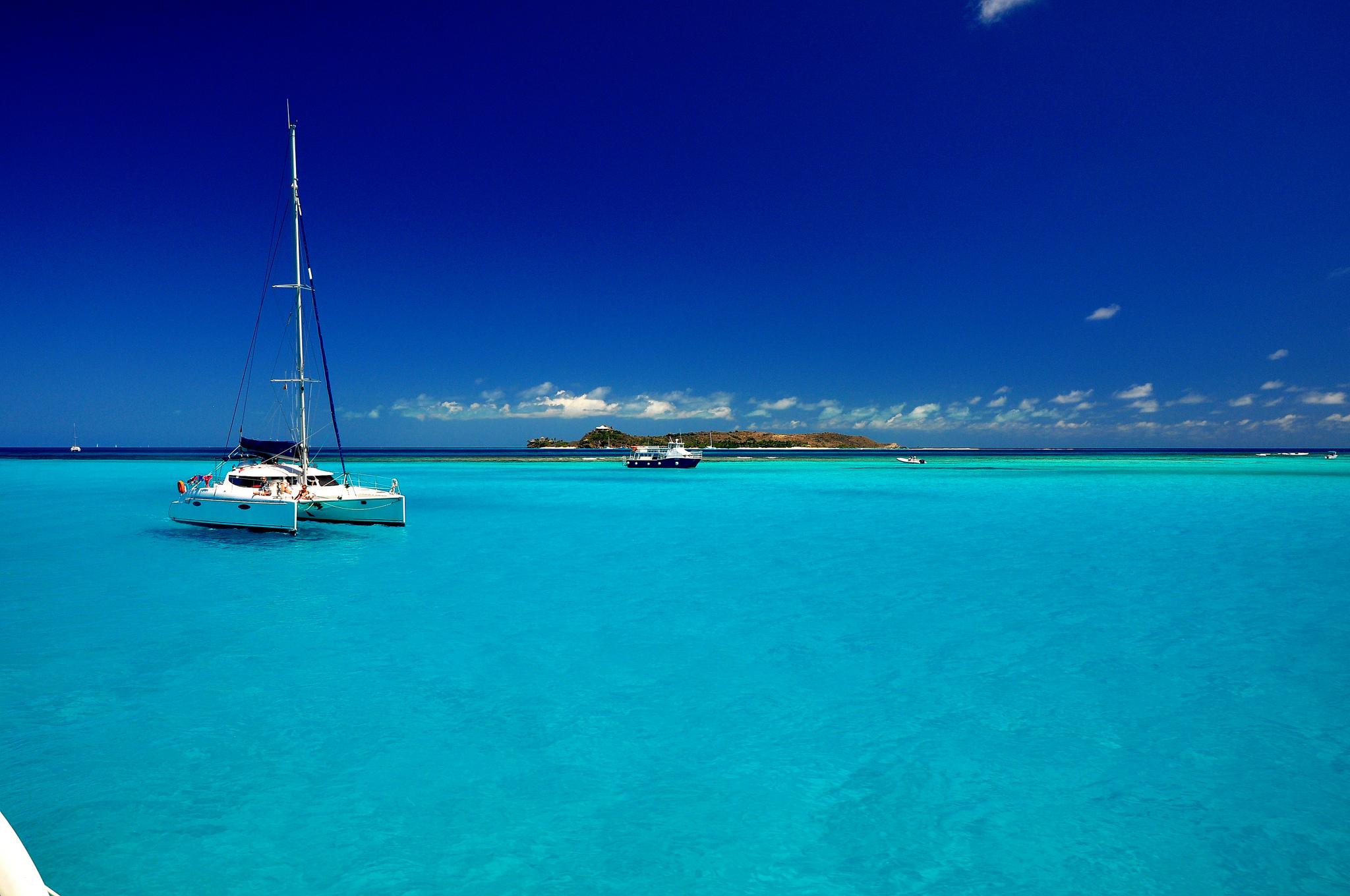 Best party islands in the world: Necker Island, British Virgin Islands