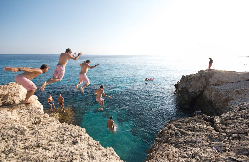 Best party islands in the world: Ayia Napa Cyprus