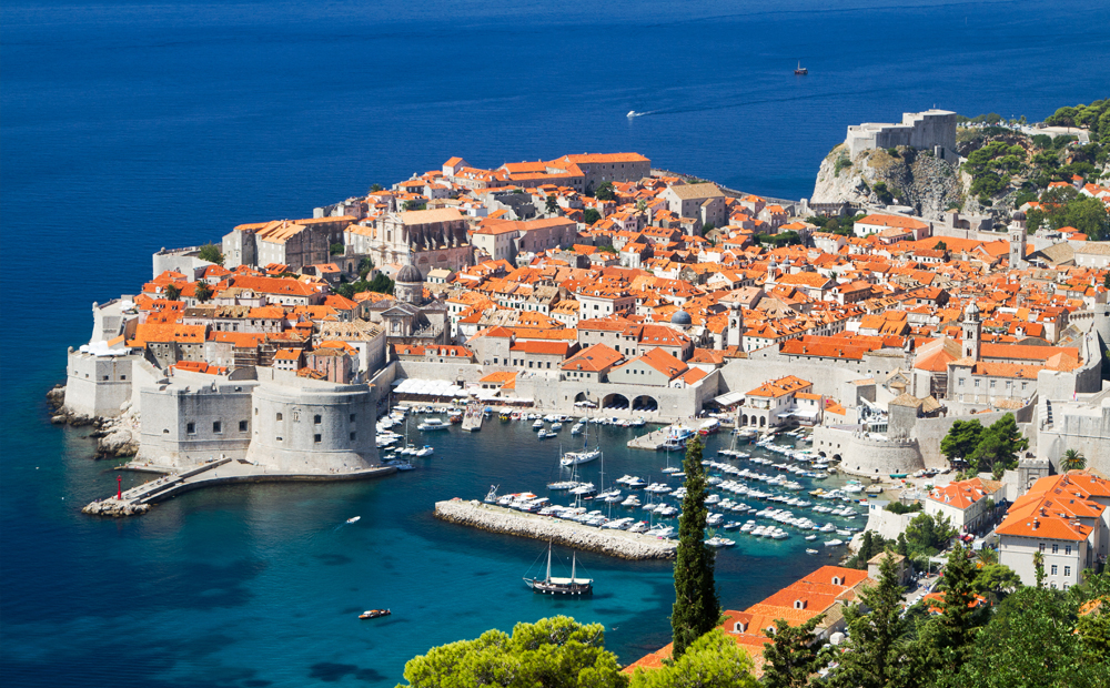world heritage sites in Croatia