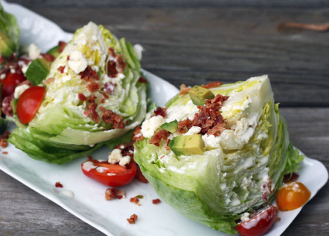 Cheap and easy summer holiday recipes cheap wedge summer salad recipe forumfinder Gallery