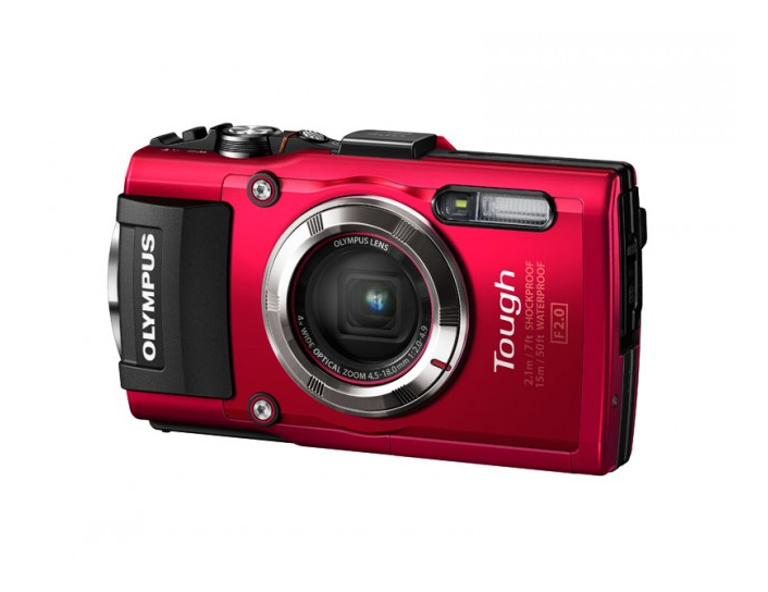 Olympus Tough TG3 Waterproof Camera Packing with Zizoo