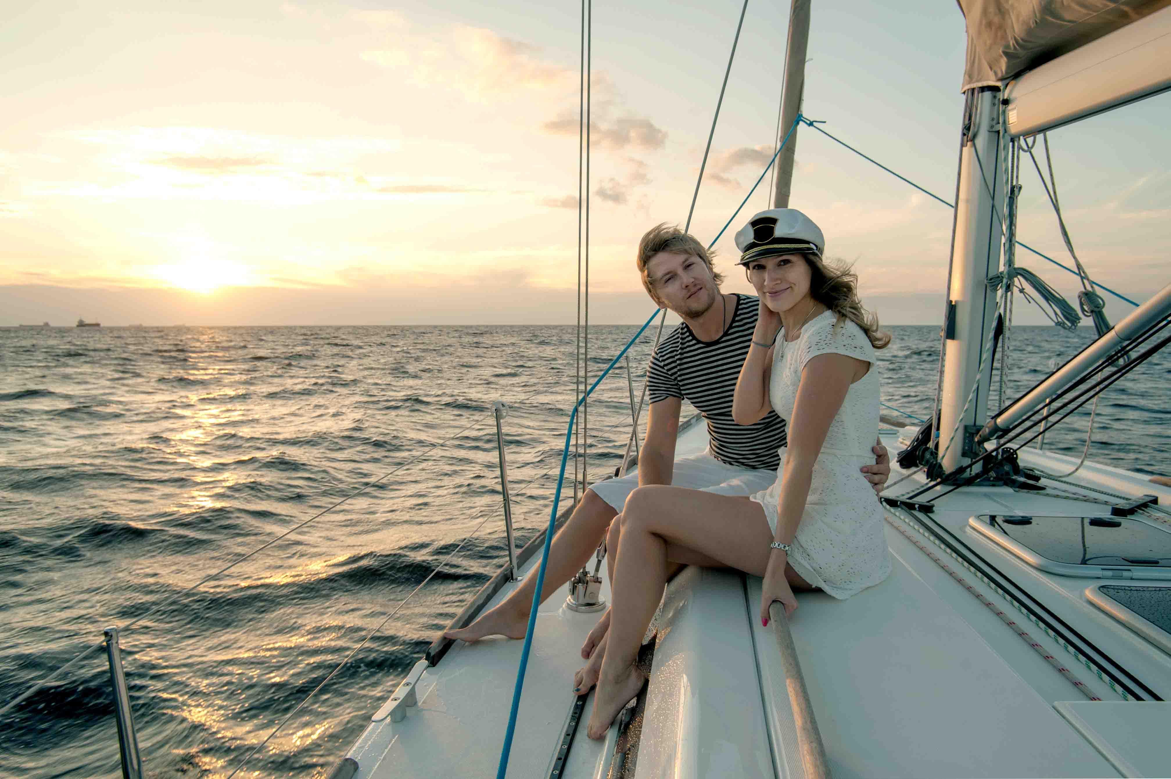 romantic sailing holiday destinations