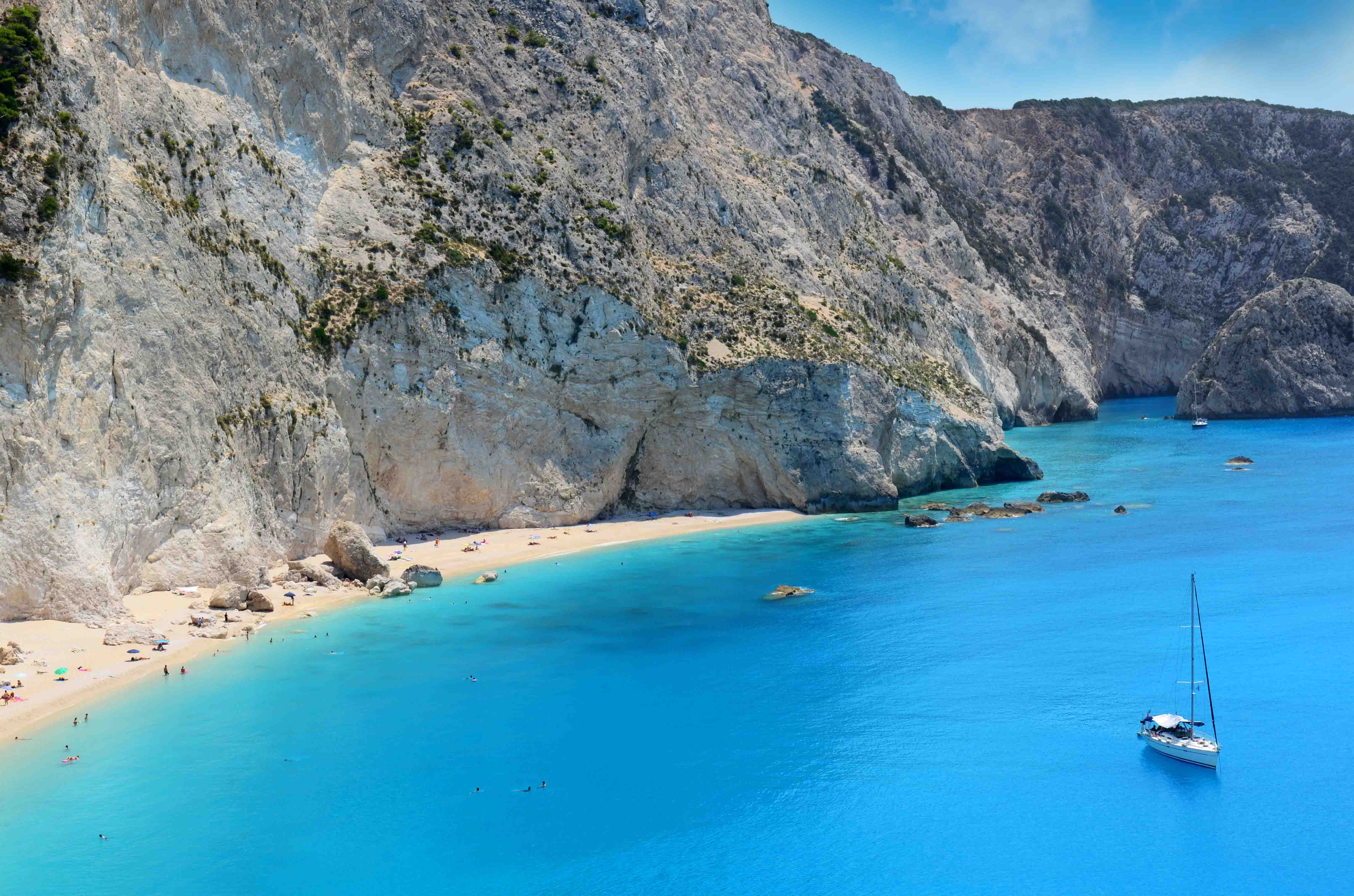 sailing in the Greek Islands with Zizoo boats