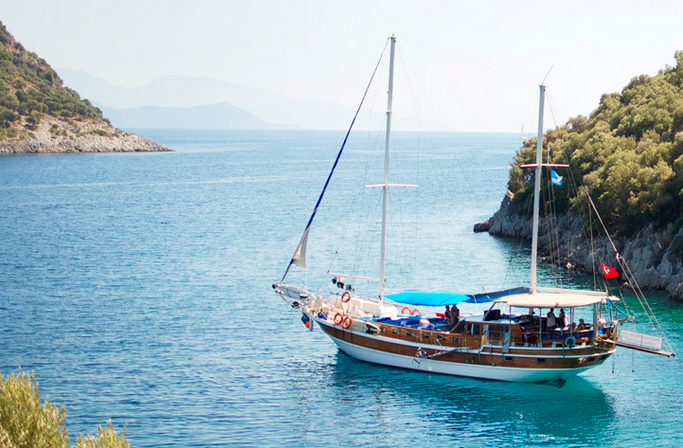sail Turkey yacht Charter Turkey Zizoo