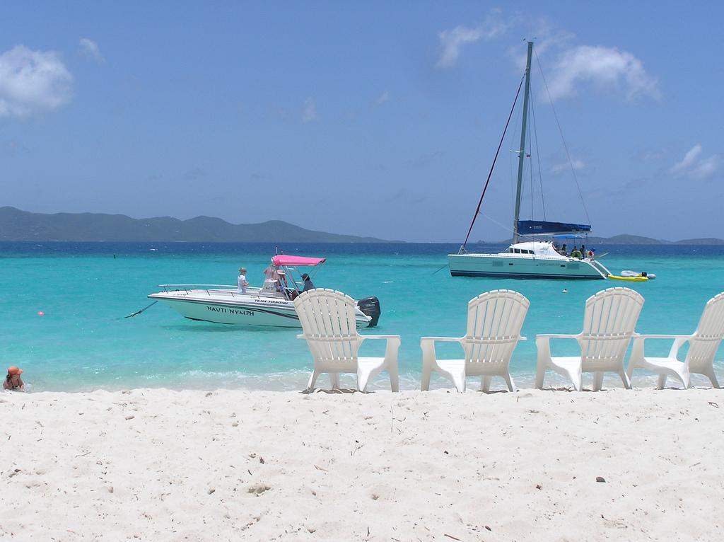 Tortola, British Virgin Islands yacht charter sailing Zizoo