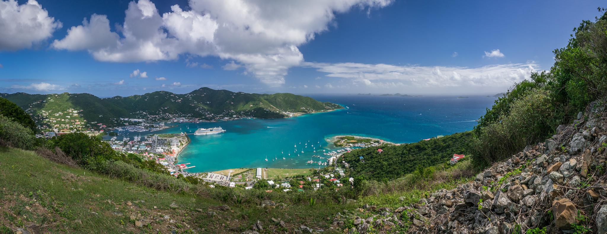 Road Town, Tortola, British Virgin Island sailing Zizoo