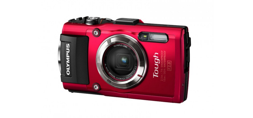 Olympus Tough TG3 Waterproof Camera Christmas Gifts Zizoo
