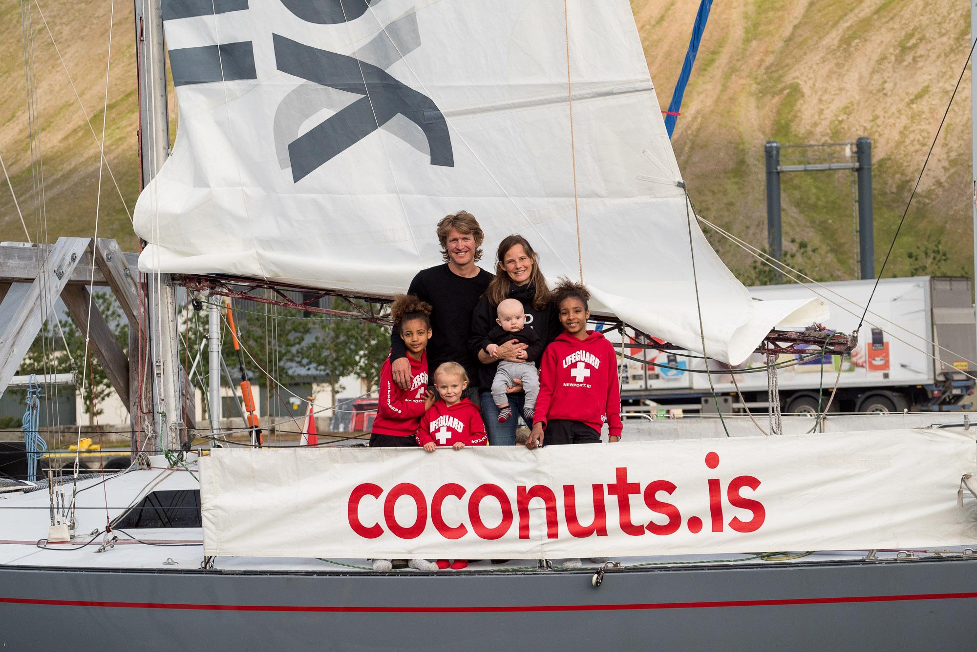 family sailing boat Zizoo