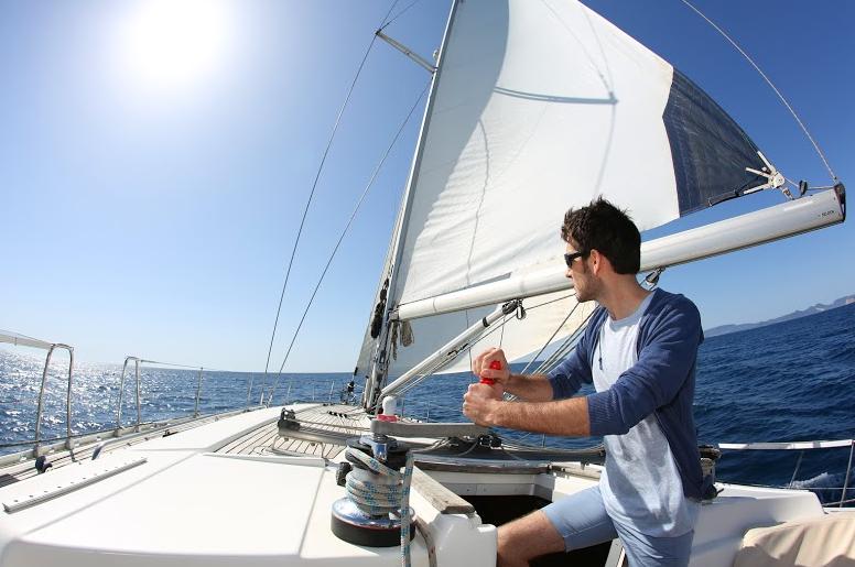 Guide for beginner sailors