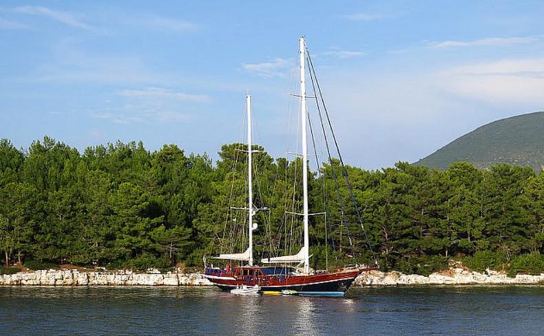 Gulet sailing Turkey