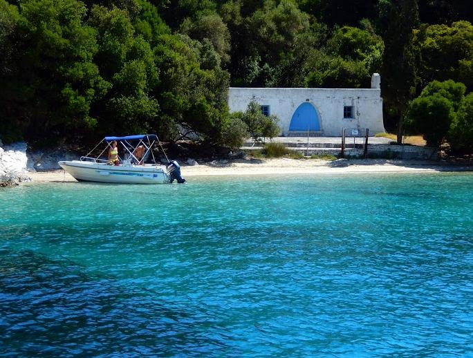 Ionian sailing
