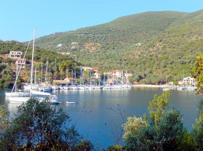 South Ionian sailing