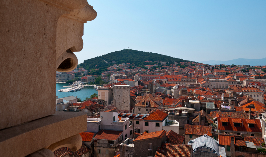 Dubrovnik to Split