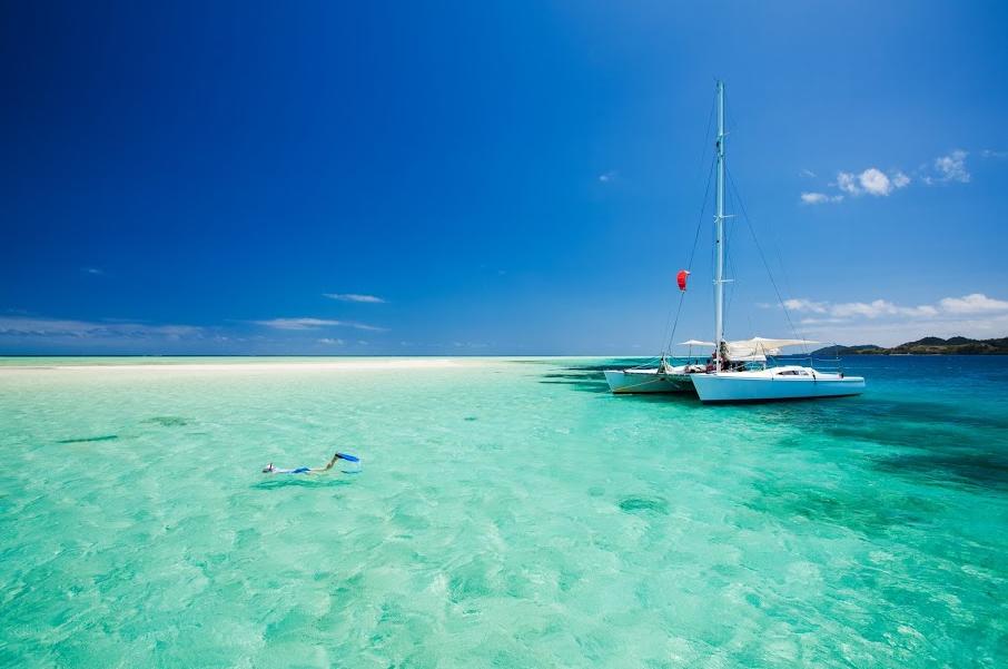 about catamarans