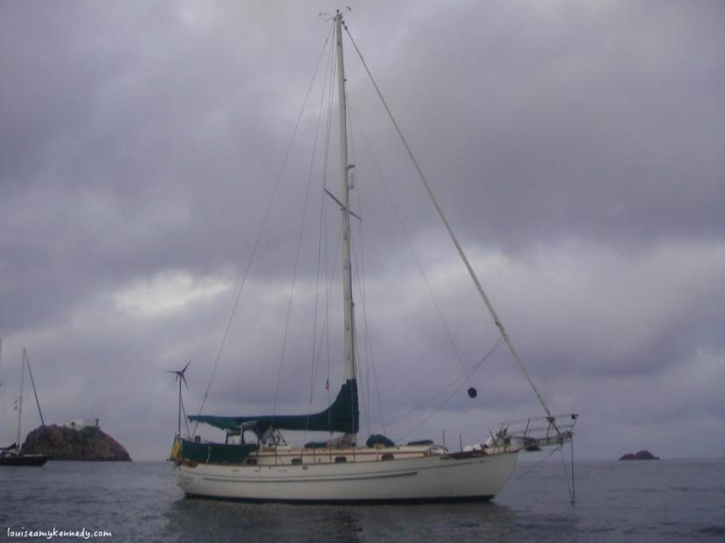 understanding weather for sailing