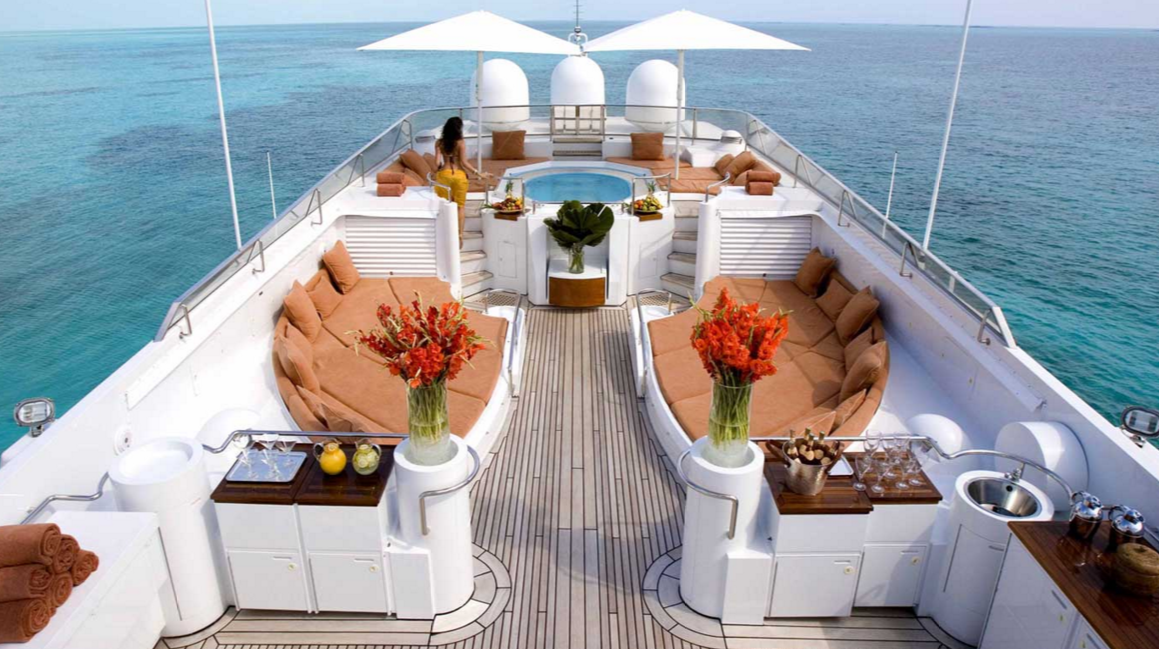 luxury yacht charters in the mediterranean