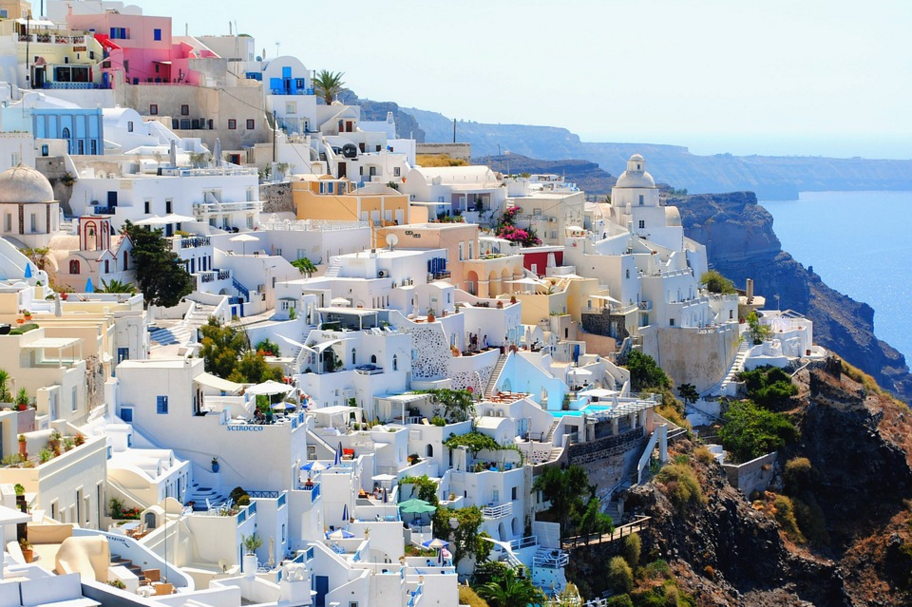 greek island hopping holidays