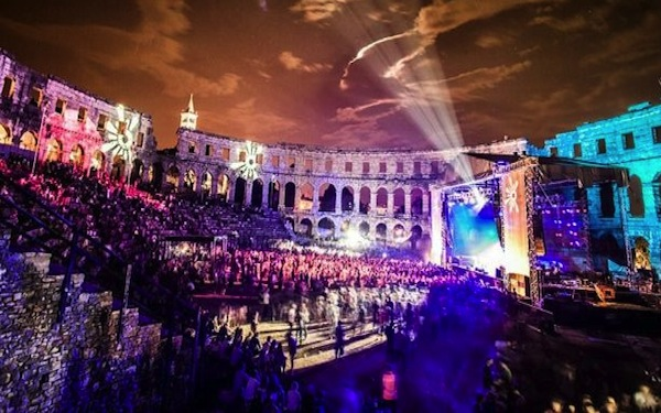 top events and festivals in Croatia in 2017