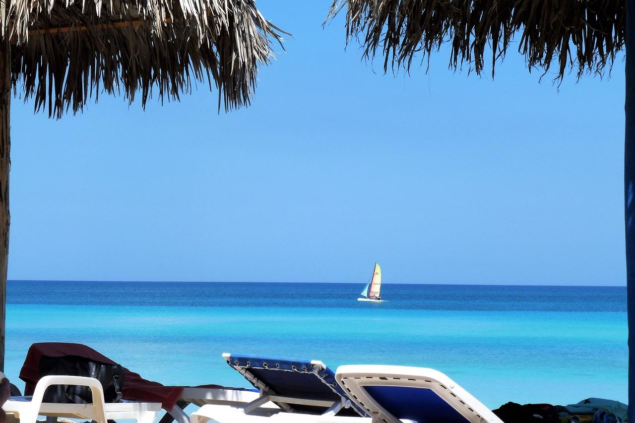 dream winter sailing holiday