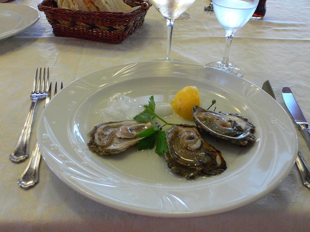 luxury foods in Croatia