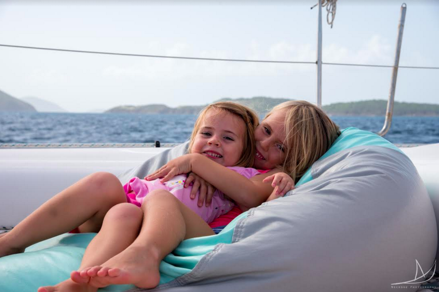 reasons to go sailing with kids