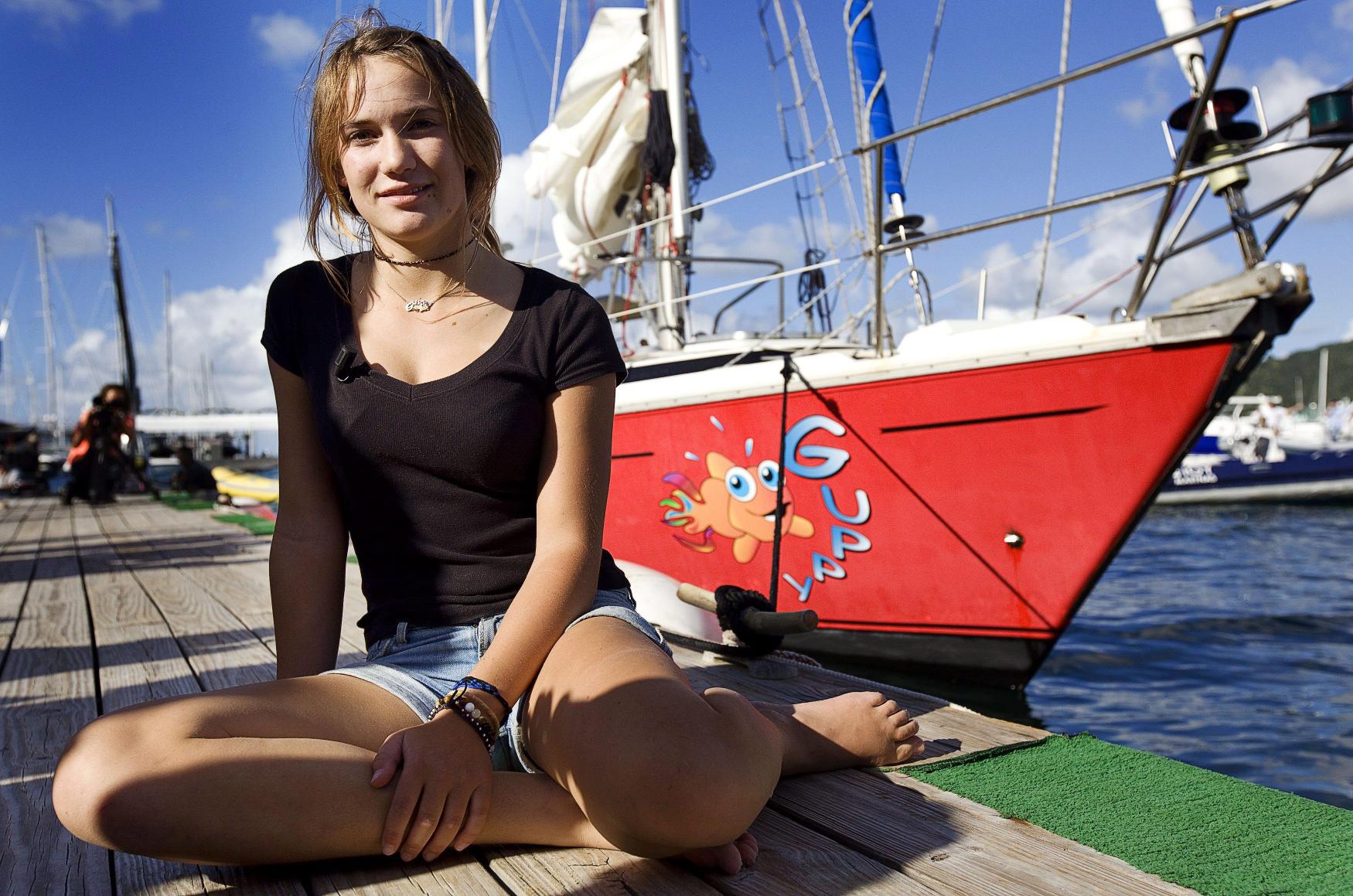 famous female sailors