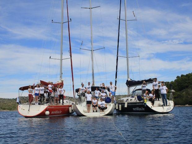the ultimate team event - zizoo goes sailing in Croatia
