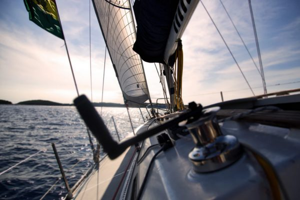 the ultimate team event - zizoo goes sailing in Greece