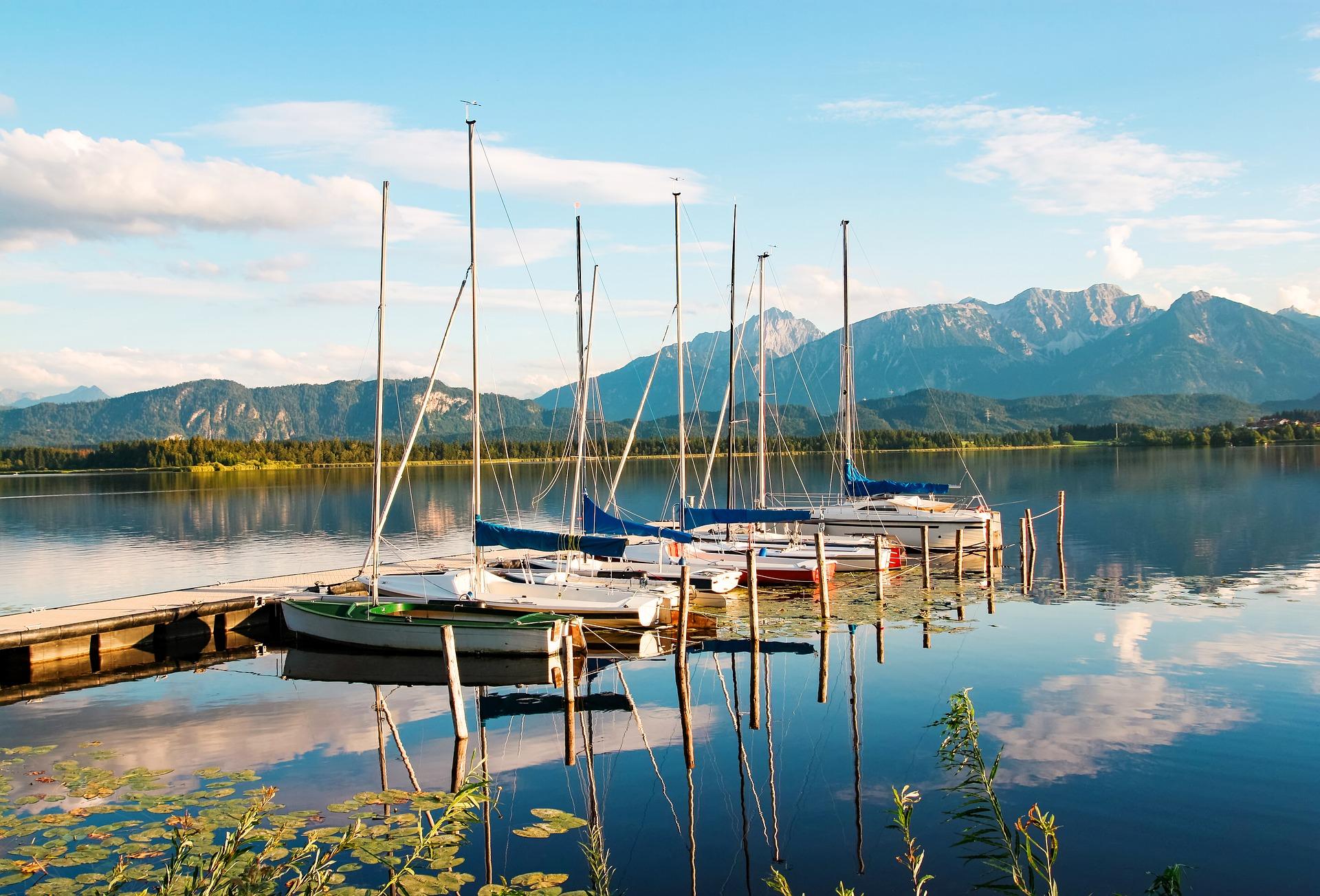Buchungen für Bootsurlaube im Inland nehmen deutlich zu