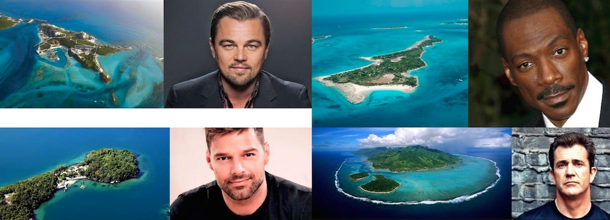 Top 10 private celebrity islands, Zizoo