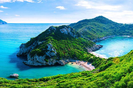 sailing holidays Corfu