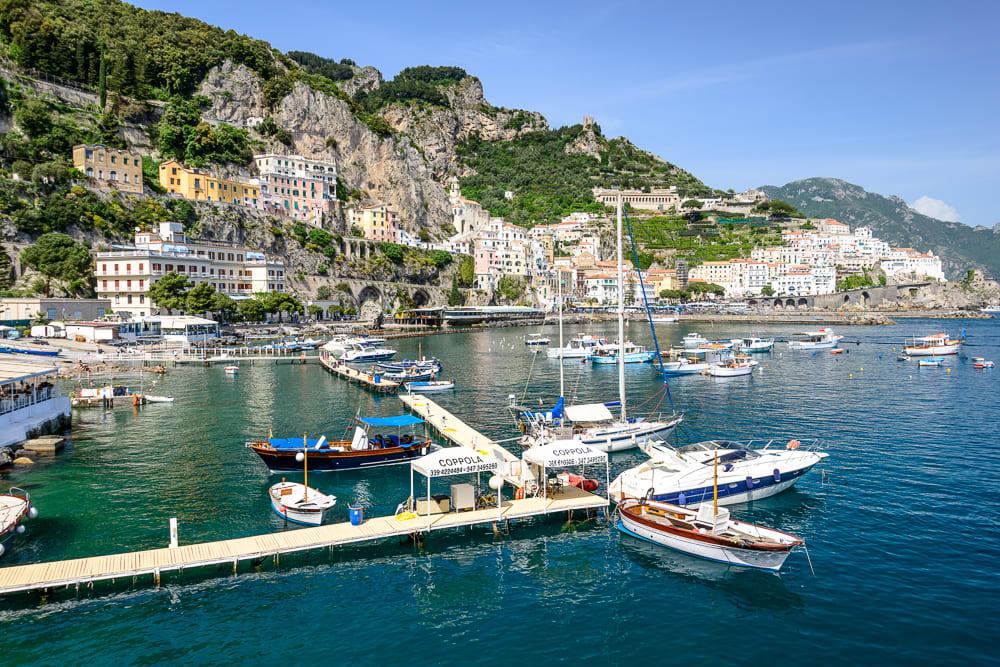 top 5 spring sailing destinations in the mediterranean