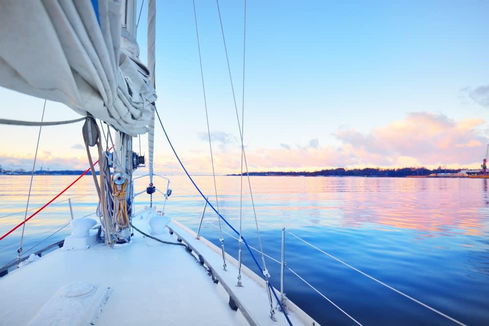 winter sailing preparations