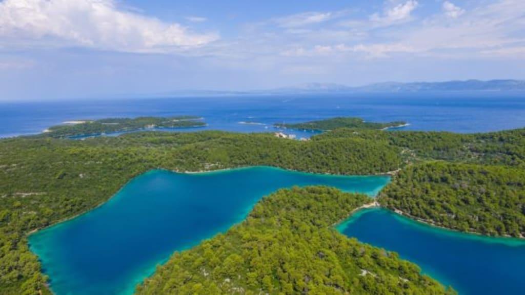 archepelago islands kornati national park zadar croatia