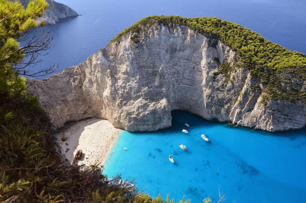 Griechische Bucht